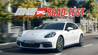 2018 Porsche Panamera Turbo S E-Hybrid | Road Test