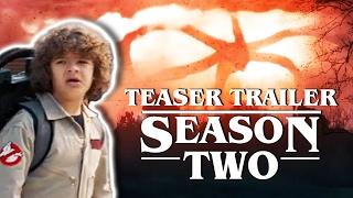 STRANGER THINGS 2 Teaser Review, Easter Eggs & Theories