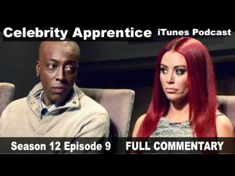 The Celebrity Apprentice (IE) Next Episode Air Date & C