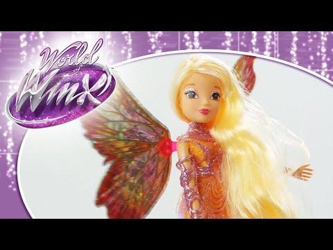 Winx Club - Новые куклы Winx Дримикс!