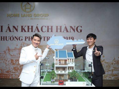 Home Land Group Tri Ân Khách Hàng, Đàm Vĩnh Hưng Được Trao Nhà Ngay Trên Sân Khấu Homeland #2