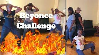 """Beyoncé Challenge """"Before I Let Go"""" (It's Litt)"""
