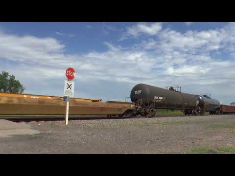 Union Pacific Across Nebraska 2017