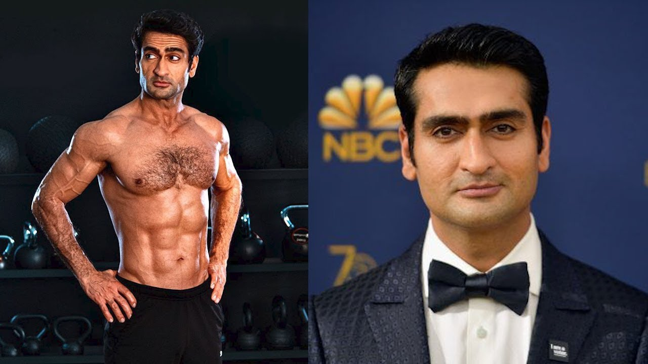 Kumail Nanjiani's Trainer on the 'Eternals' Actor's Transformation