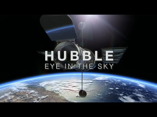 Hubble Eye In The Sky - 4k