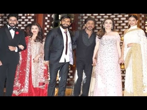 Ambani's Private Party with Bollywood Celebs | Watch Full Video here