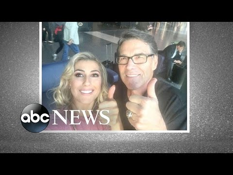 'DWTS' Booted Couple Rick Perry and Emma Slater Discuss Elimination