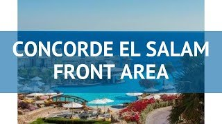 Concorde El Salam Front 5 Шарм Эль Шейх Египет полный обзор