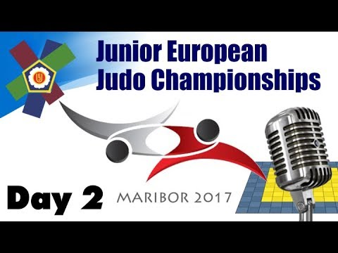 Junior European Judo Championships 2017: Day 2