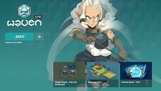 WAVEN - Découverte, test, gameplay & avis sur le nouveau jeu d'Ankama !