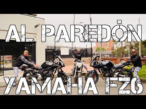 AL PAREDÓN YAMAHA FZ6 / FAZER 600 #FULLGASS