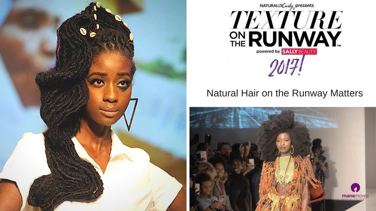 The Best Texture On The Runway Yet!