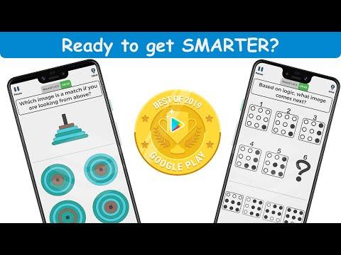 Smarter Brain Training & Mind Games