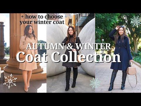Autumn winter coat
