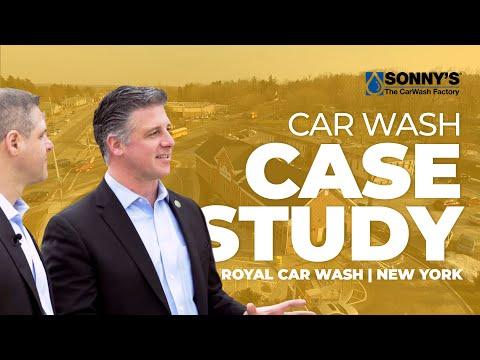 Car Wash Business Case Study -  Royal Car Wash