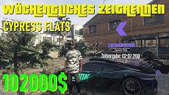 GTA 5 ONLINE ZEITRENNEN - CYPRESS FLATS | +102.000$ | Abkürzungen, Tipps & Tricks