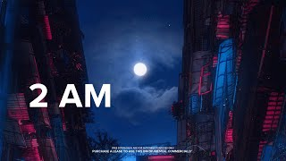 "Smooth RnB Trap Soul Instrumental l Sza x Kehlani Beat -""2 am"""