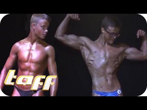(Alb-)Traum Bodybuilder | taff | ProSieben