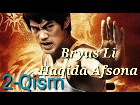 Bruce Lee Haqida Afsona 2 Qism