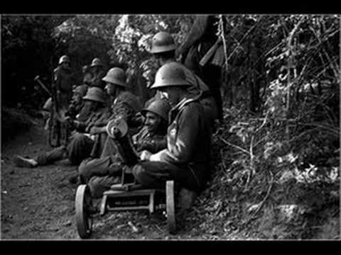 Le Soldat Lebrun l'adieu du soldat