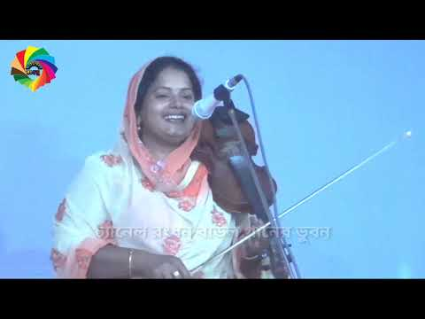 (Guru-vokto pala ) 4th pala Sattar Sorkar Bonam Tania Sorkar by Channel Rongdonu