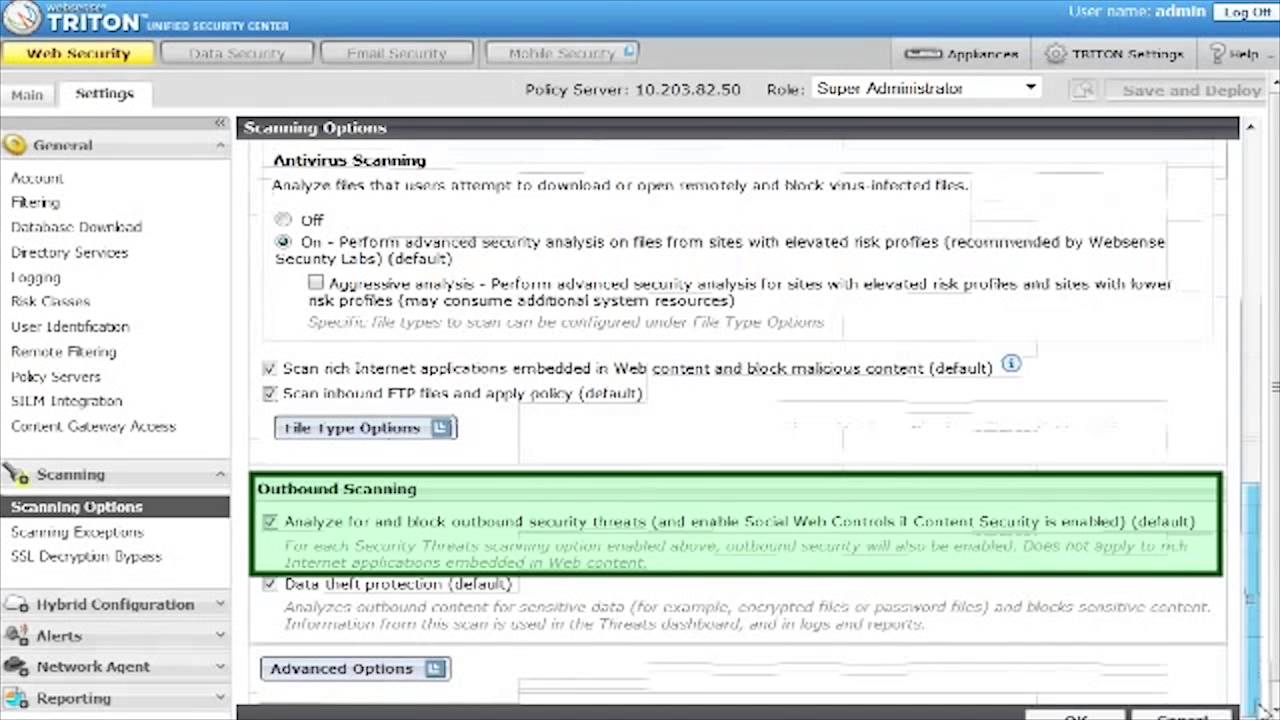 How to Use Web Security Gateway to Help Control Use of the ...