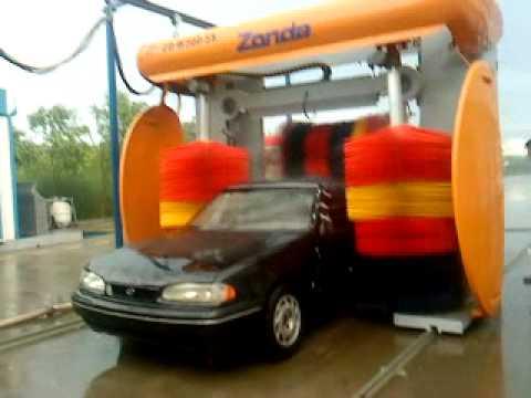 Automatic Car Wash Cuci Mobil Otomatis W300