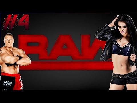 TEW 2016 WWE BRAND WARS - RAW Episode 4 -...