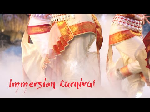 Immersion Carnival | Durga Puja 2017 | Red Road | West Bengal | Kolkata