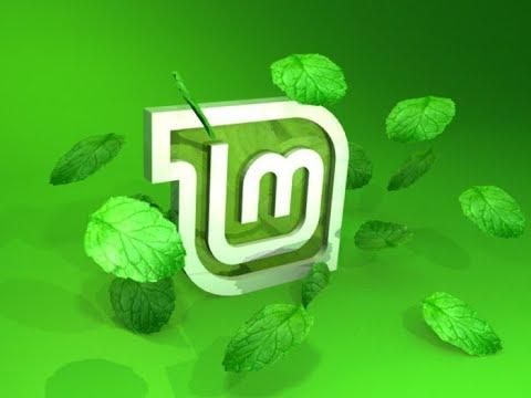 Чистая установка Linux Mint. ОС будет единственной на жестком диске