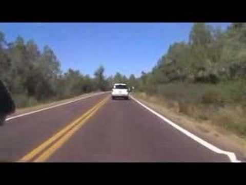 Show Low towards Cottonwood - Arizona High Country
