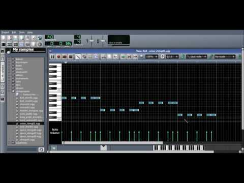 How to Make A Song Using LMMS