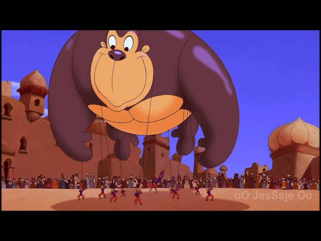 Aladdin - Prins Ali