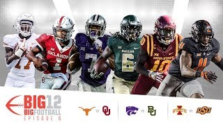 Big 12 Big Football - Week 6