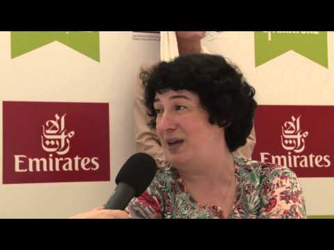 Interview with Chocolat author Joanne Harris