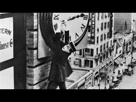"#439 (10/19/2017) HAROLD LLOYD'S ""Safety Last"" SECRETS and Filming Locations!!"