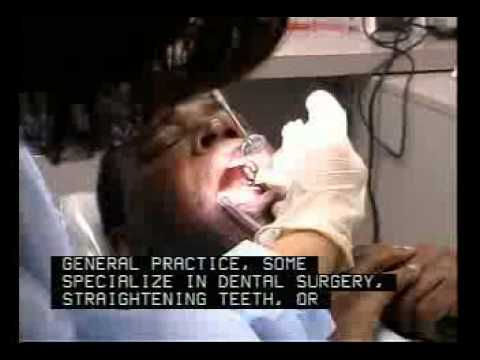 Dentist Job Description  Youtube