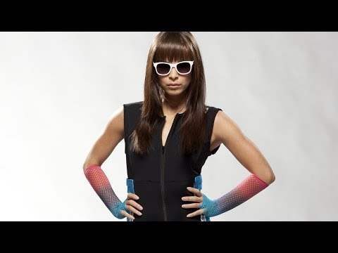 Space Milkshake Bloopers - Kristin Kreuk as Tilda