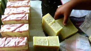 Three New Soap Loaves And If You Wanna Swap......