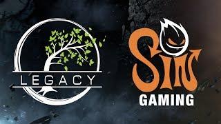 Legacy vs. Sin - Game 1 Week 1 Day 2 thumbnail