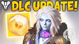 Destiny 2: THE TAKEN QUEEN & NEW EXOTICS! The Reef DLC 3, Loot Changes & February Update