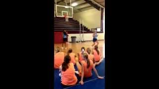 UCA 2013 hip hop dance