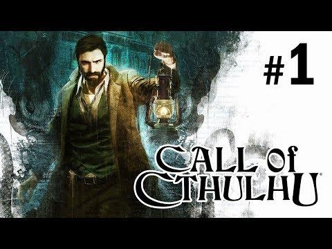 【懸疑驚慄遊戲】克蘇魯的呼喚 Call of Cthulhu #1 [PS4 PRO]