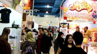 Malaysia International Toys Fair + Game Expo 2011 - Part 6 (Michaelsoft DDS)