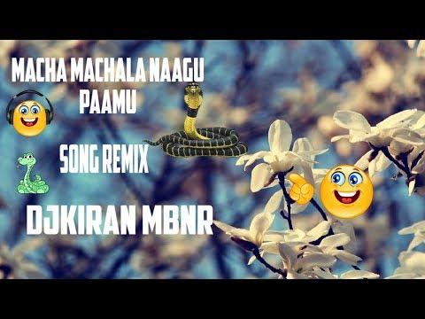 Mavurala Yellamma Pamu Song || Full Bass Remix || Dj Kiran Mbnr