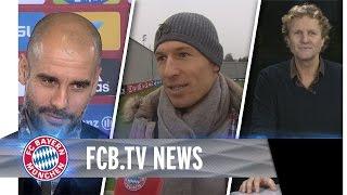 Der FC Bayern vor dem Topspiel gegen Leverkusen
