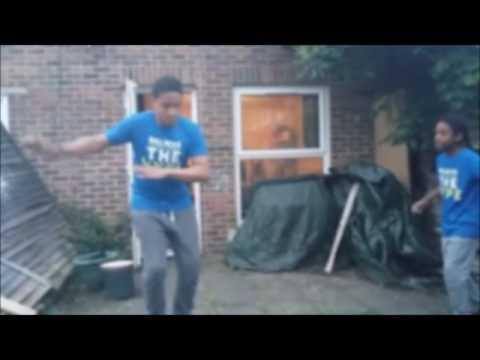 Afros Finest - Ghetto Kids UK - Lit Freestyle Dance - Dancing to Kilamonjaro & Panda thumbnail