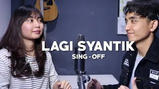 Siti Badriah Lagi Syantik SING OFF Reza Darmawangsa VS Salma