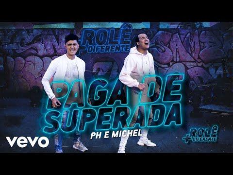"""[News]Os sertanejos PH e MIchel disponibilizam o vídeo de """"Paga de Superada"""""""