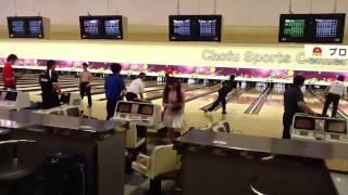 2013.4.9@調布スポーツセンター JPBAプロボウラー資格取得テスト.